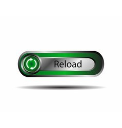 Reload icon vector