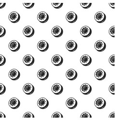 sweet candy pattern seamless vector image