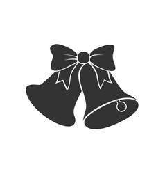 bells icon vector image