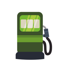 environment and industrial energy vector image
