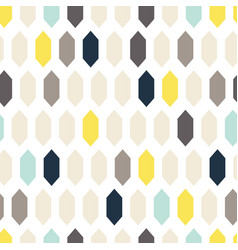 Mosaic tiles seamless pattern vector