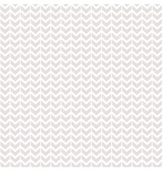 seamless chevron background pattern in stone and vector image