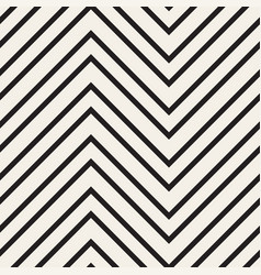 closeup geometric patternseamless zigzag texture vector image