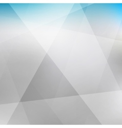 Blurred background with sky and clouds Modern vector image