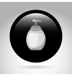 cream spa vector image