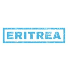Eritrea Rubber Stamp vector image