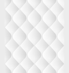 soft light gray wave seamless background eps 10 vector image