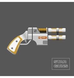 Video game weapon vector