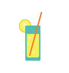summer lemonade vector image