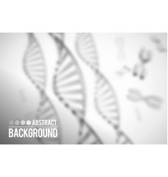 Abstract background dna molecule with x vector