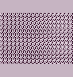 Abstract pattern in color aubergine vector