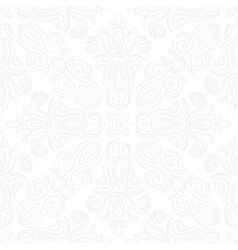 orient seamless light background vector image