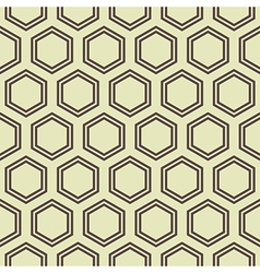 Honey Comb Pattern vector
