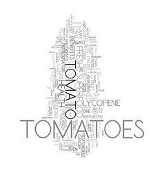You say tomato i say superfood text word cloud vector