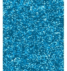 blue glitter texture vector image