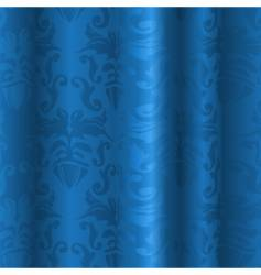silk pattern vector image