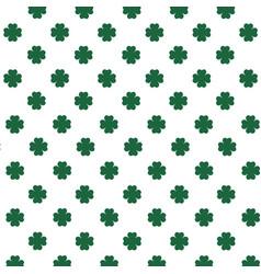 Wallpaper four leaf clover vector