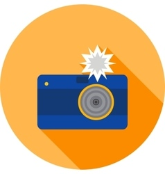 Camera Clicks vector