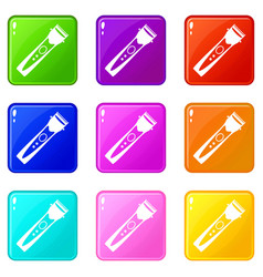 Clipper set 9 vector