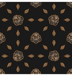Seamless pattern Skull seamless pattern vector