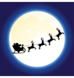 christmas holiday vector image vector image