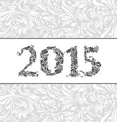 2015 banner vector
