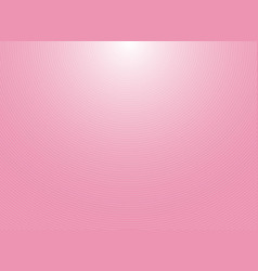 happy valentines day pink background with white vector image