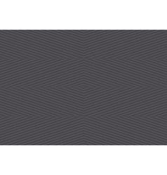 Line rhombus 3d seamless pattern vector