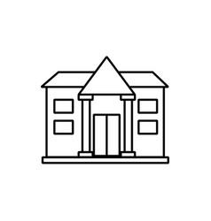 univercity icon vector image