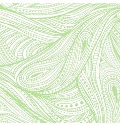 Abstract hand-drawn entangle vector