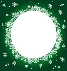 winter background 4 vector image