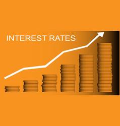 Interest rates vector