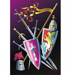 weapon vector image vector image