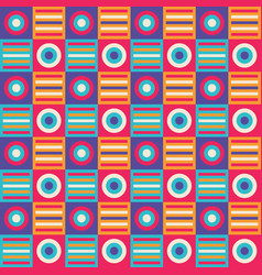 abstract background - geometric seamless pattern vector image