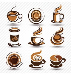 Coffe cup vector