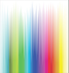 rainbow colorful stripes abstract background 01 vector image