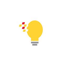 creative idea logo vector image