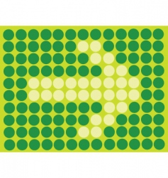 modern arrow vector image vector image
