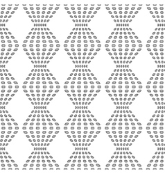 Rhombus chaotic seamless pattern 7707 vector image