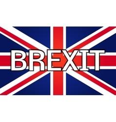 Brexit Great Britain politic process vector