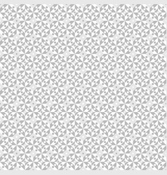 Abstract pattern diamonds and circles seamless vector