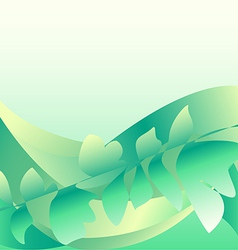 Green waves with a branch vector