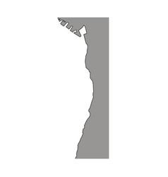 odessa ukraine vector image