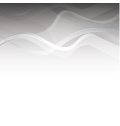 abstract wavy background blurred swoosh waves vector image