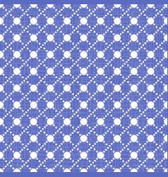 colored retro geometric seamless pattern vector image