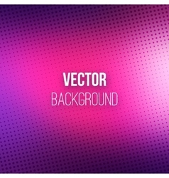 Purple Blurred Background With Halftone Effect vector