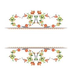 Decorative background ninety two vector