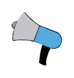 speaker loud sound volume advertising vector image