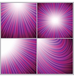 rays background vector image vector image