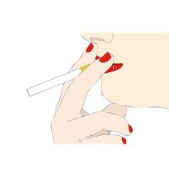 A bad habit vector